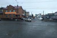 ГИБДД: подробности ДТП на ул.Туркестанской в Оренбурге.