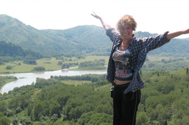 В горах чувствуешь себя свободнее.
