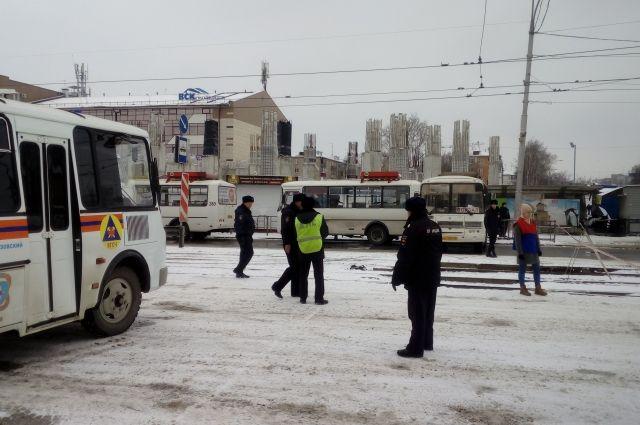 Часть проспекта Ленина открыли для движения автотранспорта.