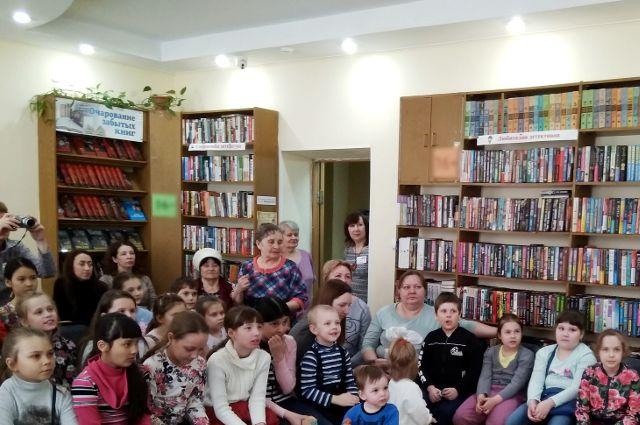 Неделю детской и юношеской книги открыли «Гастроли лучших книг»