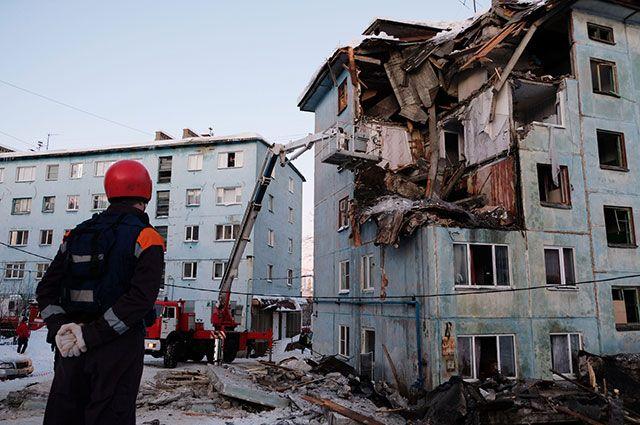 В Мурманске умер подозреваемый в организации взрыва газа в жилом доме