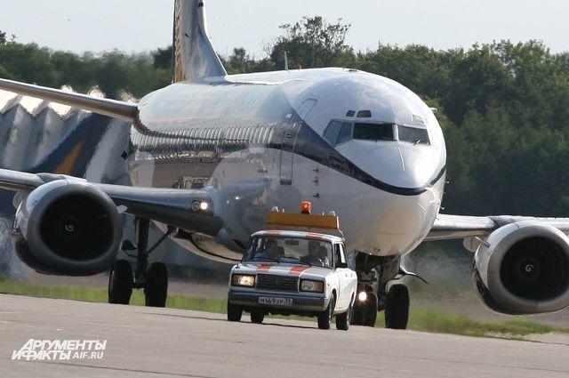Билет на самолет - это уже роскошь?