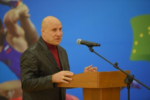 «Невыдача виз неотразится наотношениях русских иамериканских борцов»— Михаил Мамиашвили