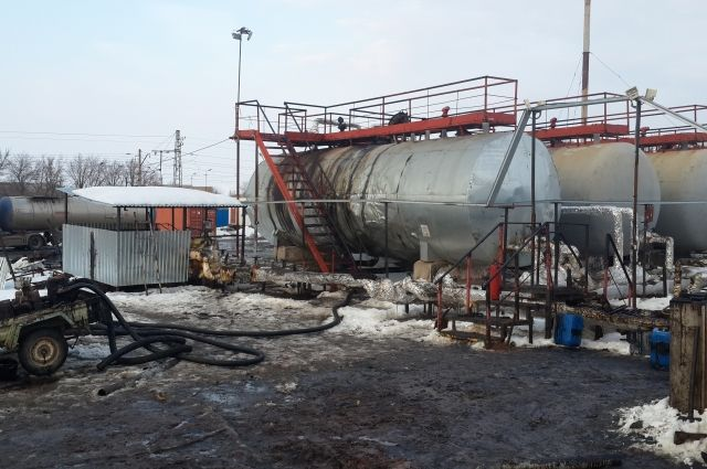 ФСБ нашла несанкционированную врезку внефтепровод «Транснефти» вСамарской области