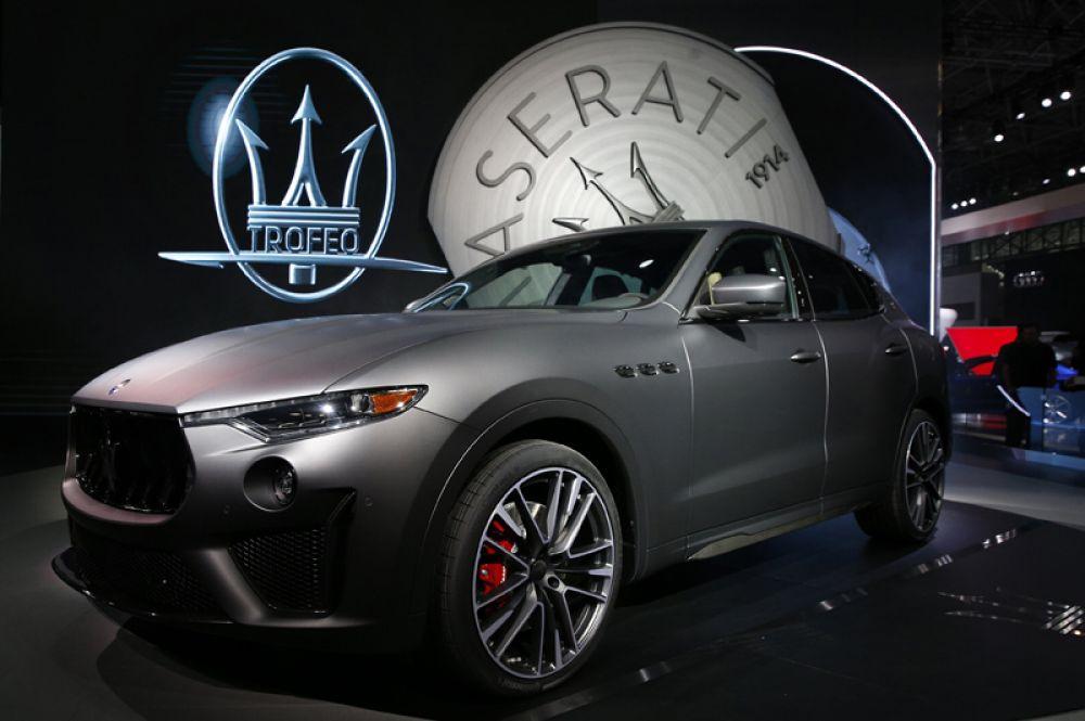 Maserati Levante-Trofeo