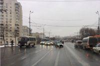 В Оренбурге водитель «Лады Приоры» сбил 16-летнего пешехода.