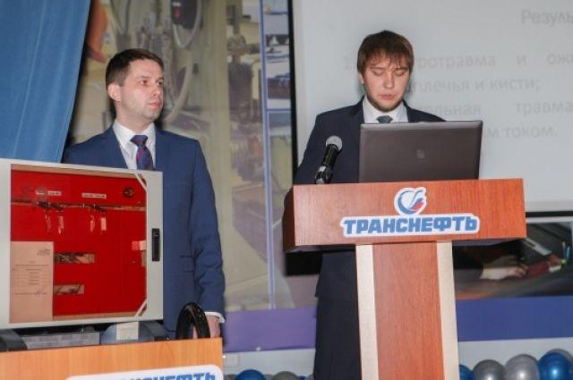 Идею молодых специалистов Алексея Бонькина и Константина Зорина признали одной из лучших.