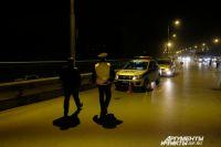 Водитель не остановился, полицейские бросились в погоню.
