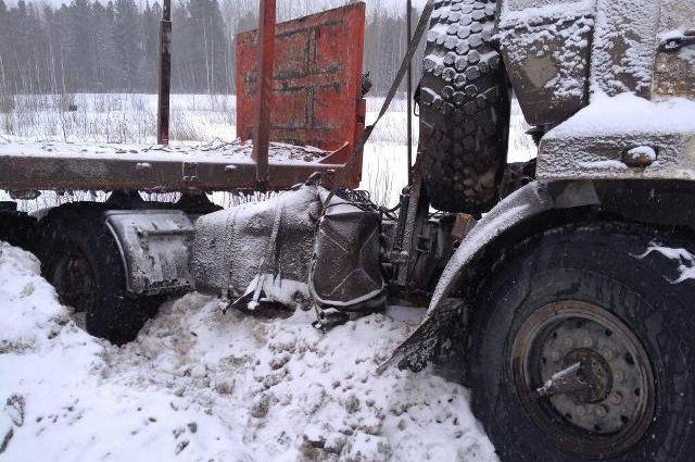 Авария произошло 29 марта