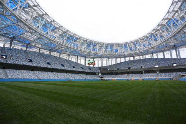 Стадион «Нижний Новгород» 15 апреля откроет группа «УмаТурман».