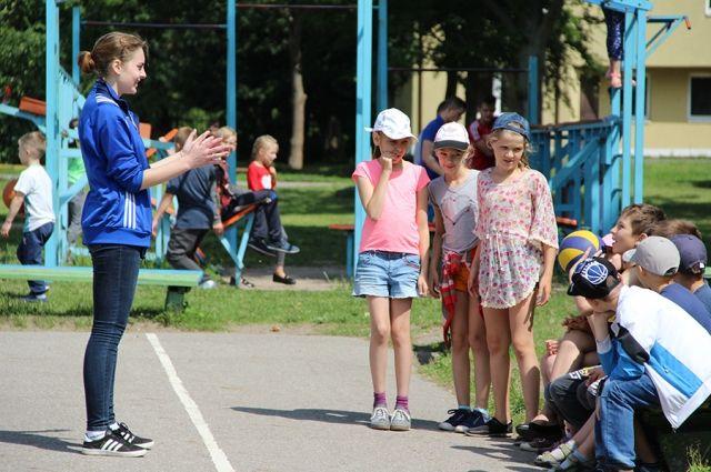 В Калининграде стартовала продажа путевок в летние лагеря.