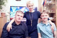 Семья Кошелевых родом из Пермского края.