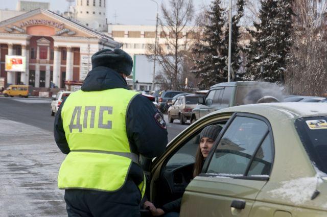 Массовая проверка направлена на выявление нарушений правил дорожного движения.