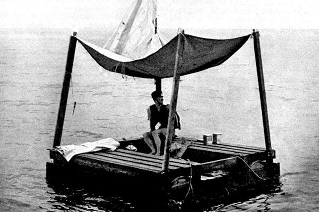 133 дня Пун Лима. Реальная история моряка, затерянного в океане - Real estate