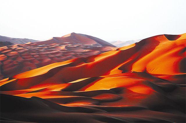 Сахара увеличилась на 10% за сто лет