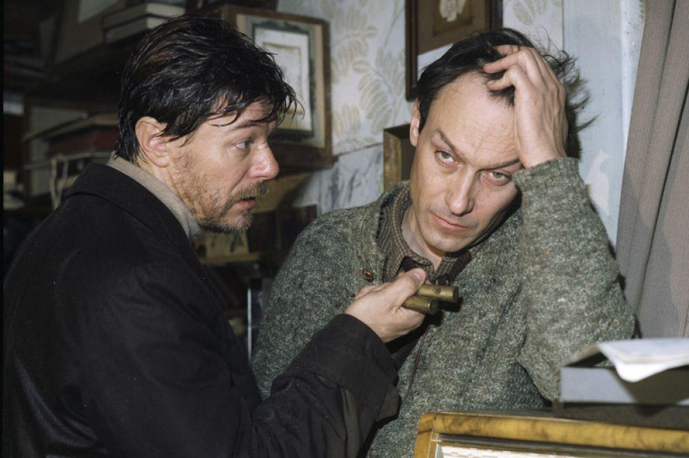 «Храни меня, мой талисман». Александр Збруев в роли Мити. 1986 год.