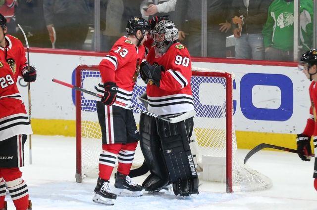 В постоянной игре НХЛ наворотах сыграл 36-летний бухгалтер— нереальный случай