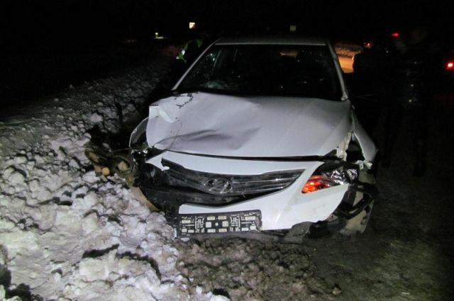 ВБашкирии автомобиль наехал нагужевую повозку: есть погибший