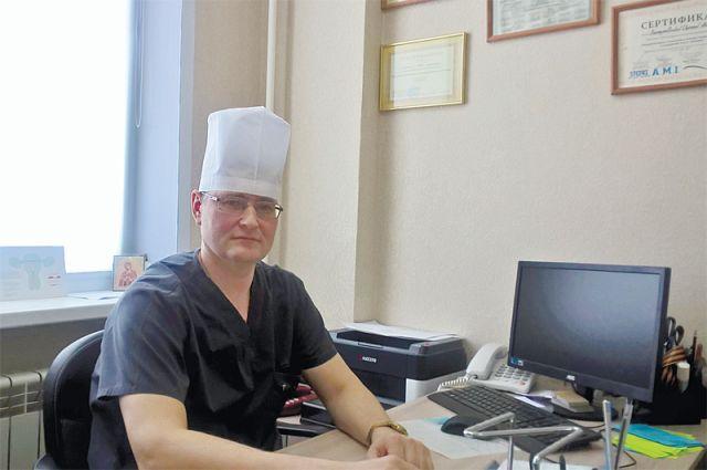 Успешный хирург, счастливый отец троих детей – главные составляющие портрета Сергея Захаревского