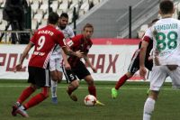 Пермяки одержали первую победу под руководством Вадима Евсеева.