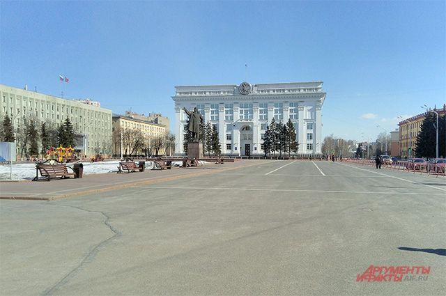 Вкемеровском облсовете 2апреля пройдет внеочередное собрание депутатов