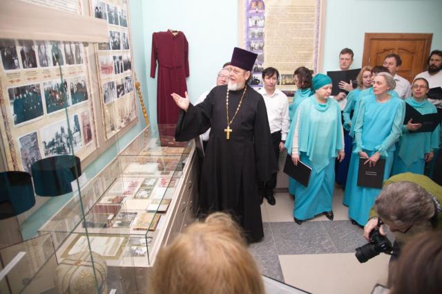 Православный музей Барнаульской епархии