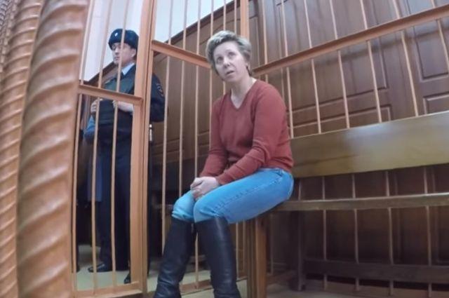 Управляющая сгоревшим ТЦ Надежда Судденок обжаловала арест.