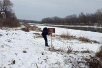 Как определить, какой лед опасен?