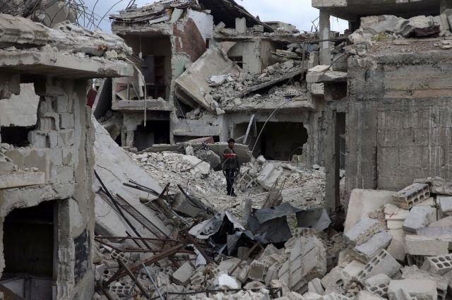 ИзВосточной Гуты начался вывод боевиков группировки «Джейш аль-Ислам»