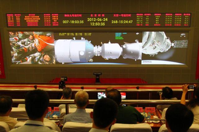 Ушла китайская угроза. Станция «Тяньгун-1» неупала наголовы людей - Real estate