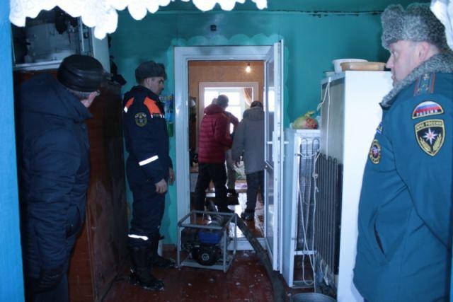 Алтайский губернатор просит федеральный центр опомощи ввозмещении ущерба, нанесенного паводком
