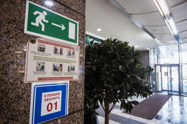 В РФ появятся общественные наблюдатели за пожарной безопасностью