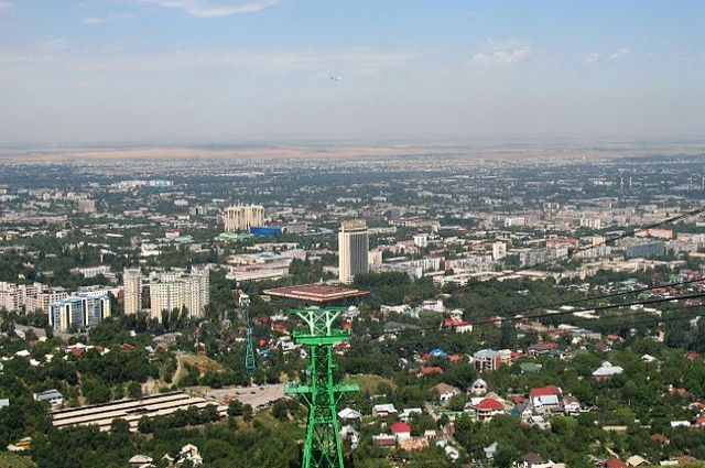 Казахская милиция обыскала редакцию Forbes