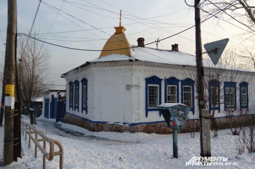 Дом в Николаевке.