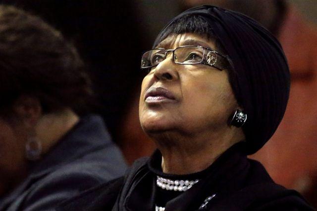 Бывшая супруга Нельсона Манделы скончалась в возрасте 81 года