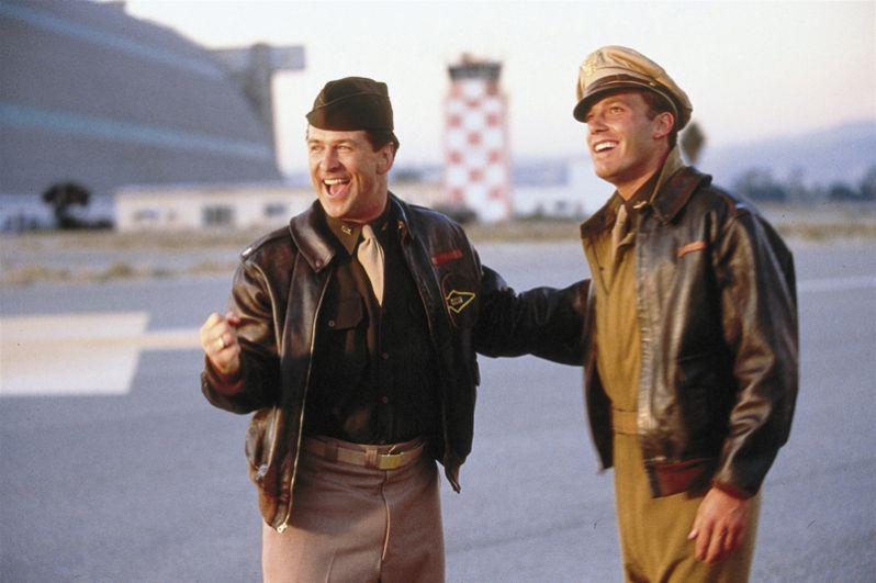 «Пёрл Харбор» (2001) — подполковник Джеймс Дулиттл.