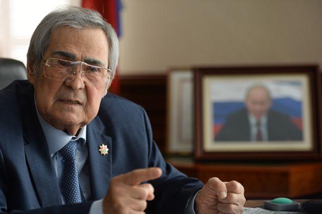 Кемеровский «бузотёр». Чем запомнился губернатор Аман Тулеев