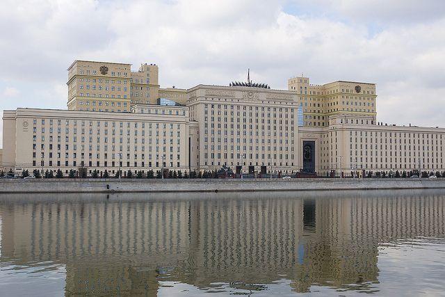 Минобороны РФ впервые показало радар новейшего ЗРК С-500