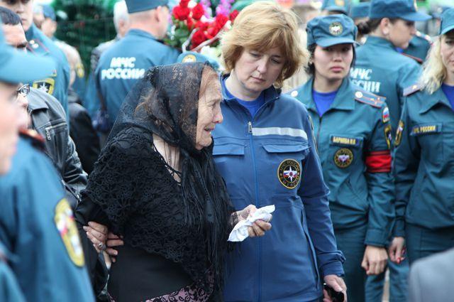 Богдана Васильева работала с пострадавшими и родственниками погибших на многих ЧП, случившихся в Приангарье.