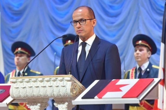 4 апреля Путин назначил Бречалова руководителем республики.