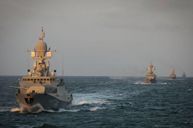 Для чего нужно перемещать Каспийскую флотилию ВМФ в Дагестан?