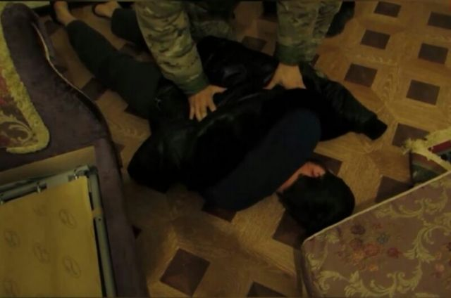 Работники УФСБ задержали агитировавшего затеррористов жителя Саратова