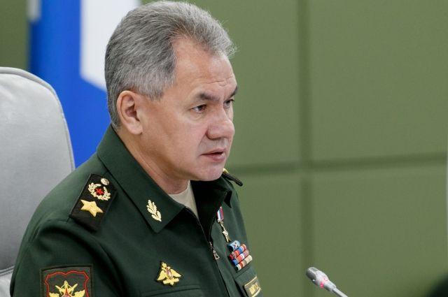 Шойгу: отношения РФ и Китая становятся важным фактором обеспечения мира