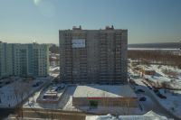 При приобретении жилья в строящемся доме на улице Баранчинской, 12 в период акции покупатель получает подарочный сертификат в мебельный центр «ДомаДом».