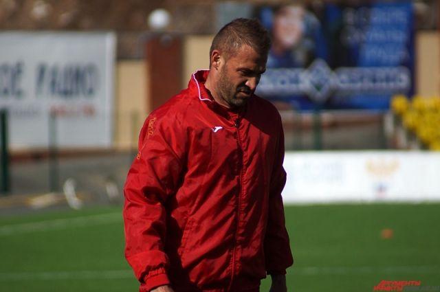 Георги Пеев стал легендой пермского клуба.