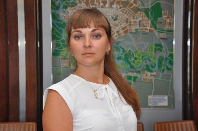 В Оренбурге уволилась начальник управления дорожного хозяйства.