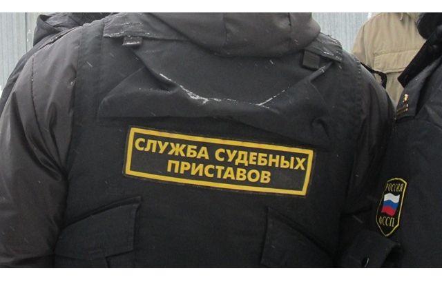 В Оренбурге после ареста имущества фирма выплатила двухмиллионный долг.