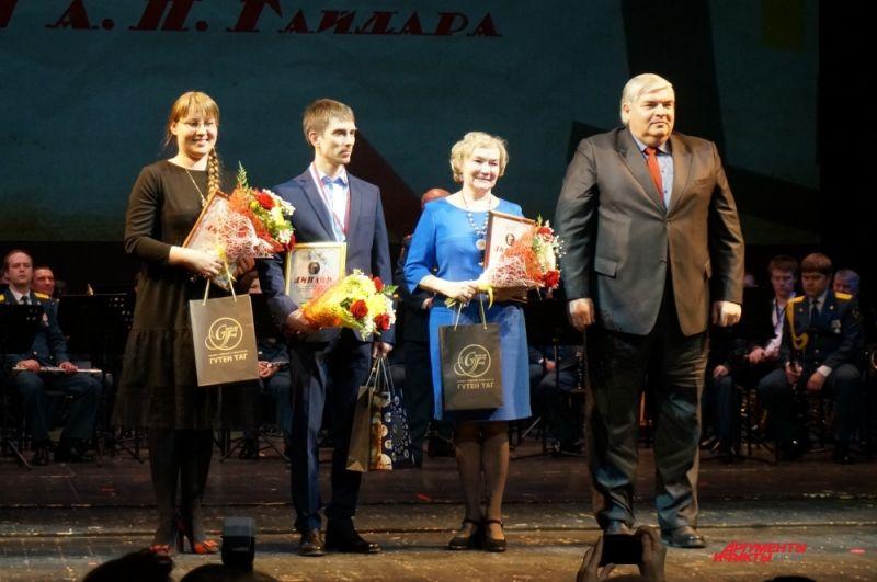 Премией имени Аркадия Гайдара наградили лучшие журналистские проекты.