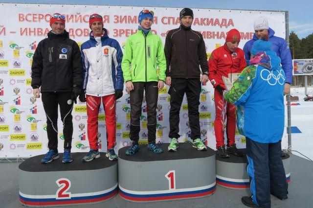 Владимир Хайруллин завоевал на Первенстве России две золотых медали.