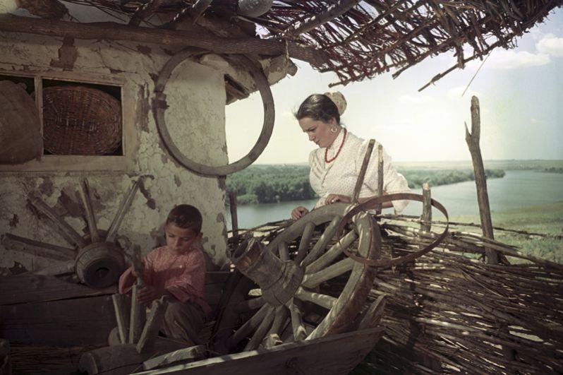 «Тихий Дон» (1958) — Аксинья.